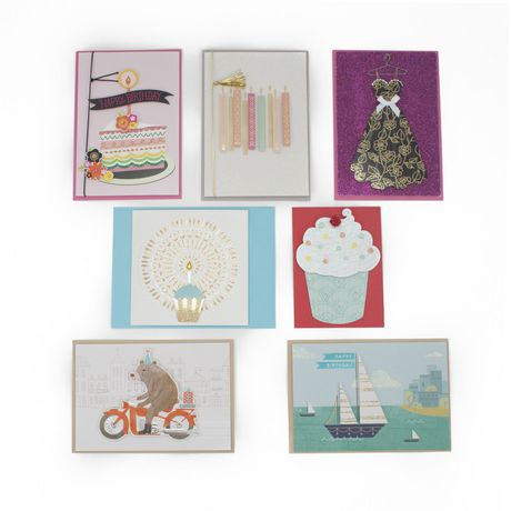 Hallmark All Occasion Handmade Boxed Assorted Greeting Card Set - image 5 of 6