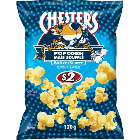 Chester's Butter Popcorn - image 2 of 4
