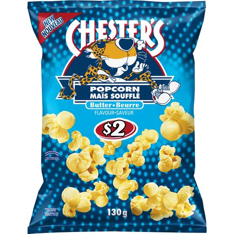 Chester's Butter Popcorn - image 1 of 4