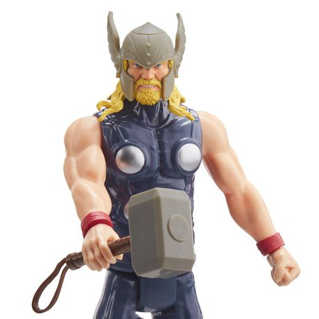 marvel avengers titan hero series blast gear figurine thor