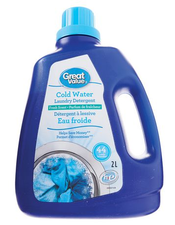Great Value Fresh Scent Cold Water Laundry Detergent - image 1 of 1