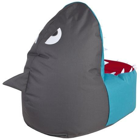 Sitting Point Shark Beanbag Chair