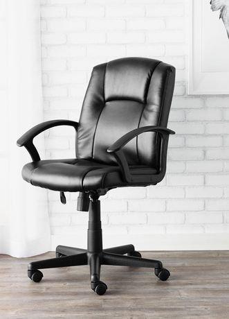 Mainstays Midback Chair   Walmart ca. Mid Back Office Chair Mainstays. Home Design Ideas