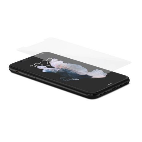newest collection 77f1d f7b85 Moshi AirFoil Glass Screen Protector for iPhone X