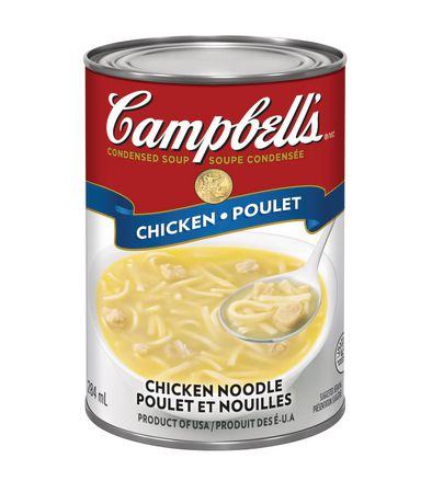 Campbell's Chicken Noodle Condensed Soup - image 1 of 2