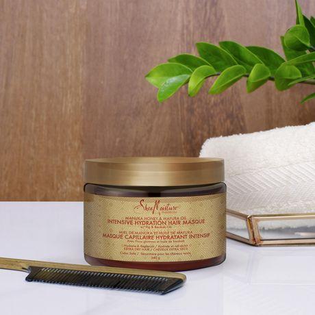 Shea Moisture Manuka Honey & Mafura Oil Masque - image 5 of 7