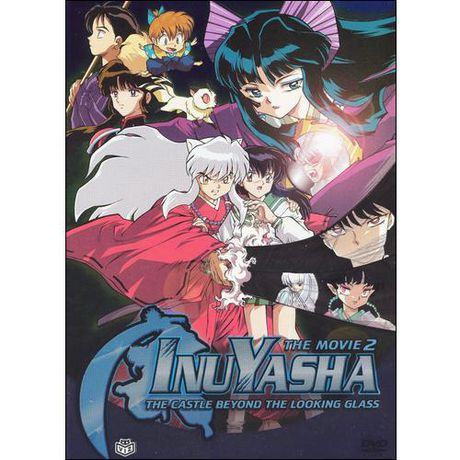 Inuyasha Movie 2  The Castle Beyond the Looking Glass