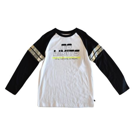 Boy's Mini Pop Kids Future Is Now Long Sleeve T-Shirt - image 5 of 7