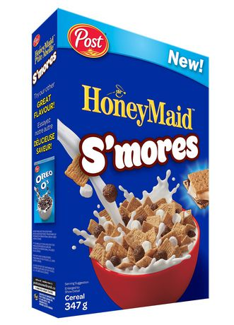Post HoneyMaid S'mores Cereal - image 1 of 2