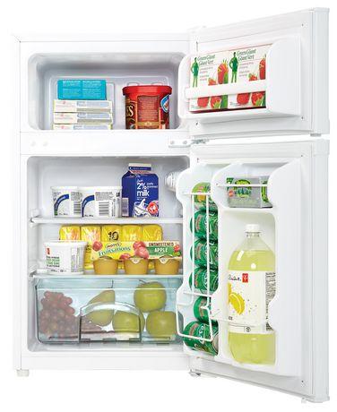 Danby Products Danby Designer 3.1 cu.ft 2-Door Compact Refrigerator - image 3 of 3