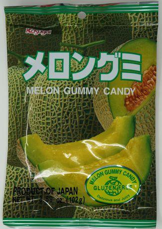 Melon Bonbon gommeux - image 1 de 2