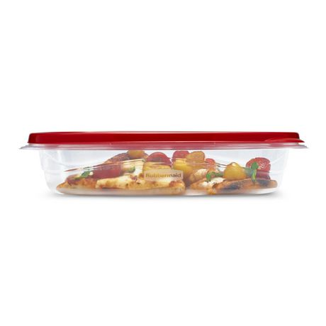 Rubbermaid TakeAlongs Food Storage Container, Rectangles - image 5 of 8