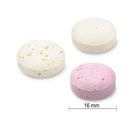 Jamieson Vitamine C à croquer 500mg - 3 saveurs assorties - image 2 de 3