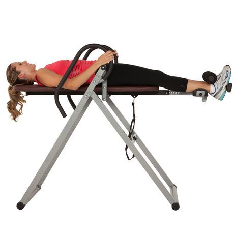 Exerpeutic stretch 300 inversion table walmart canada for 1201 back therapy inversion table