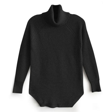 George Women's Turtleneck Pullover Sweater | Walmart Canada