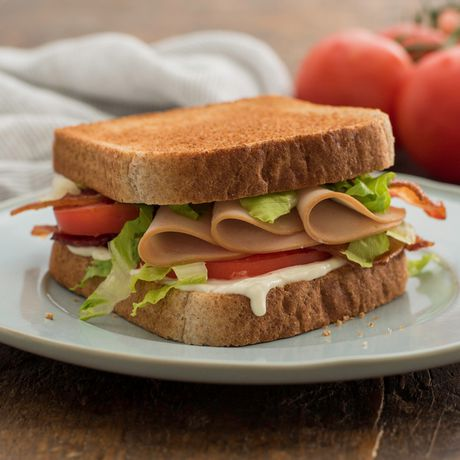 Natural From The Farm® Oven Roasted Cooked Turkey Breast Deli - image 3 of 4
