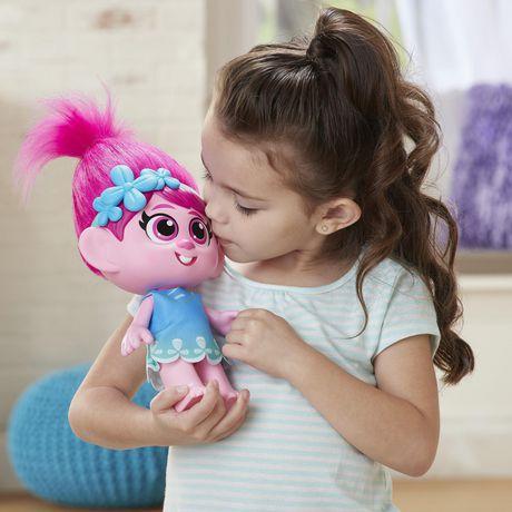Trolls World Tour Toddler Poppy Doll NEW
