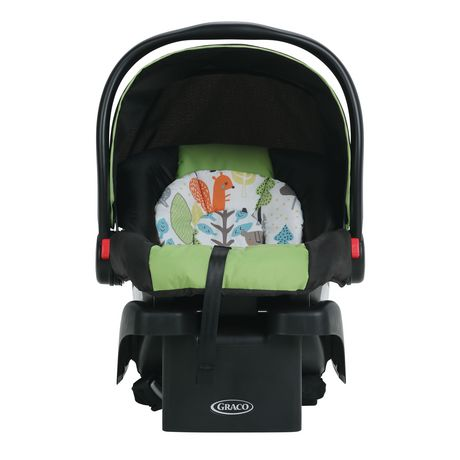 GracoR SnugRideR Essentials Click ConnectTM 30 Infant Car Seat Bear TrailTM