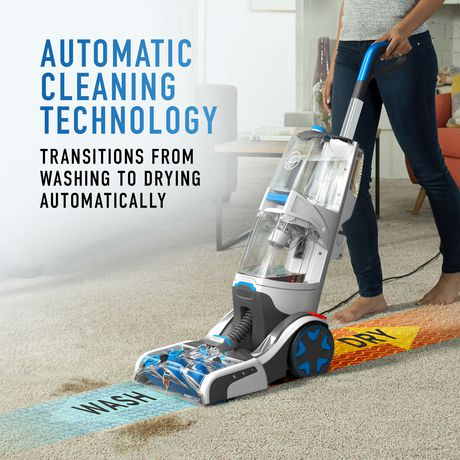 HOOVER SmartWash Automatic Upright Carpet Cleaner - image 3 of 8