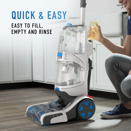 HOOVER SmartWash Automatic Upright Carpet Cleaner - image 5 of 8