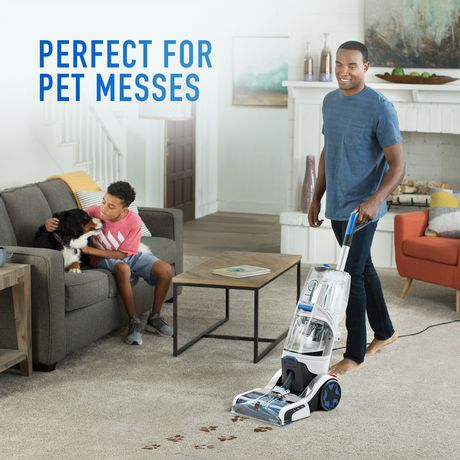 HOOVER SmartWash Automatic Upright Carpet Cleaner - image 8 of 8
