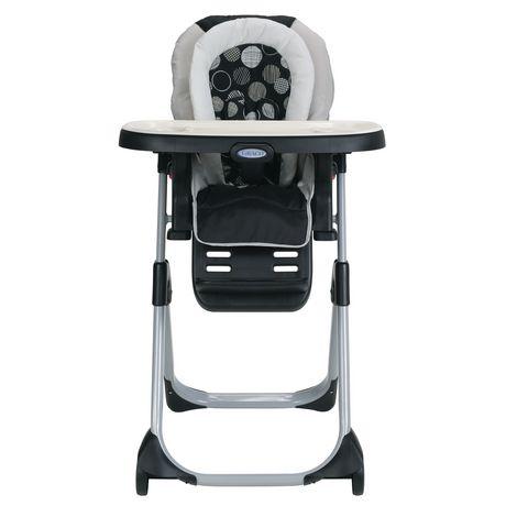 chaise haute graco duodiner 3 en 1 walmart canada. Black Bedroom Furniture Sets. Home Design Ideas
