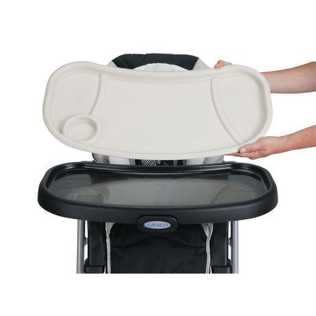 3 Chaise Haute Duodiner™ En Graco® 1 JFcT1K3ul