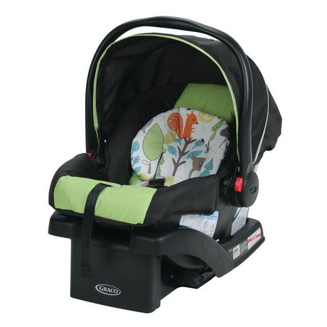 Graco Snugride  Infant Car Seat Bear Trail