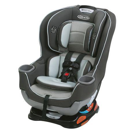 Graco® Extend2Fit™ Convertible Car Seat - Mack | Walmart ...