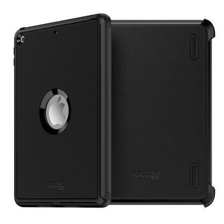 OtterBox Defender Series Tablet Case for iPad 5th Gen/6th Gen, Black - image 2 of 6