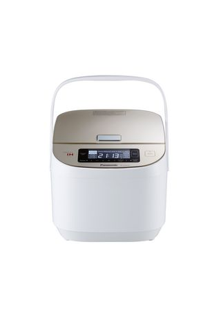 Panasonic SR-AFM187 10-Cup (Uncooked) Induction Heating System Rice Cooker & Multi-Cooker, White/Champagne Gold - image 3 of 9