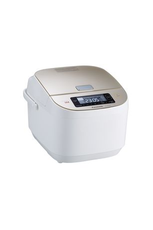 Panasonic SR-AFM187 10-Cup (Uncooked) Induction Heating System Rice Cooker & Multi-Cooker, White/Champagne Gold - image 2 of 9
