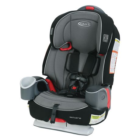 Graco® Nautilus® 65 3-in-1 Harness Booster, Bravo™ - image 2 of 4