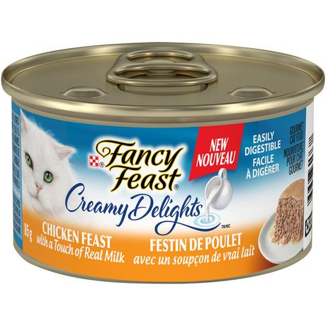 Fancy Feast Creamy Delights Chicken Feast Wet Cat Food - image 1 of 5