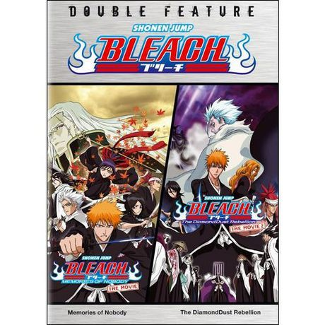 Bleach: The Movie Double Feature - Memories Of Nobody / The DiamondDust Rebellion - image 1 of 1