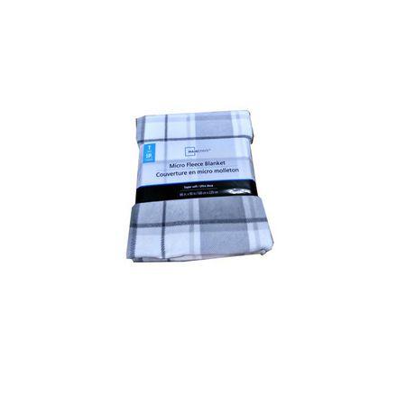 Mainstays Micro Fleece Blanket - image 1 of 1