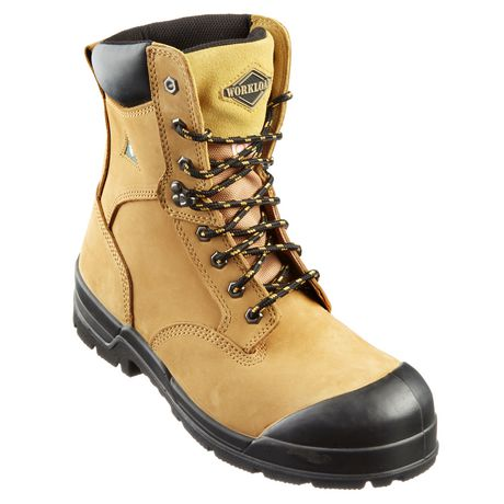 4d5c2f94aeda Workload Men s Charger Steel Toe Safety Boots