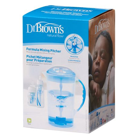 Pichet sans BPA pour mélanger la préparation lactée de Dr. Brown's - image 2 de 3