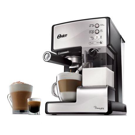 Machine à café à expressos, à cappuccinos et à lattes Prima Latte d'Oster - image 2 de 2
