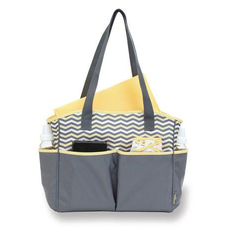 e55d0beaec83 Baby Boom All-in-One 5-Piece Tote Diaper Bag
