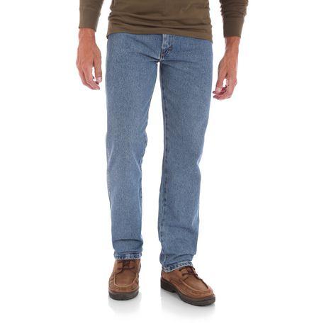 169db333 Wrangler Rustler Men's Regular Fit Jeans - image 1 of ...