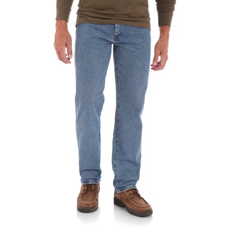 classic fit 99329 d93f1 Wrangler Rustler Men's Regular Fit Jeans