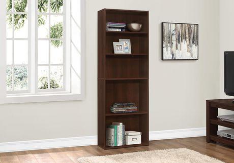 Monarch Specialties - Bookcase - image 2 of 5