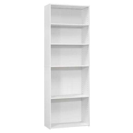 Monarch Specialties - Bookcase - image 1 of 5