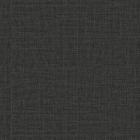 CorLiving Antonio Dark Grey Fabric Bench with Stud Detailing - image 4 of 5