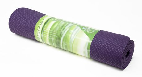Zenzation Athletics Tapis de yoga EKKO, 6 mm - violet - image 1 de 1