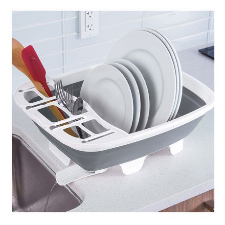 Folding Dish Rack Cosmecol