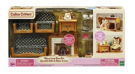 Calico critters deluxe living room set walmart canada - Calico critters deluxe living room set ...