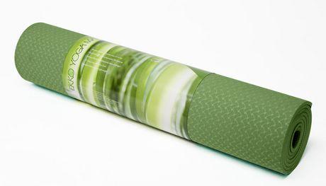 Zenzation PurEarth Ekko Yoga Mat 6 mm - image 1 of 2