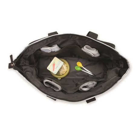 Graco Smart Organizer System Tote Diaper Bag - image 6 of 6